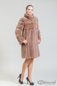 Пальто из норки А-23